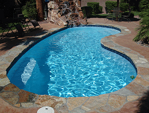 Fiberglass Swimming Pools - Las Vegas Pool & Spas ...